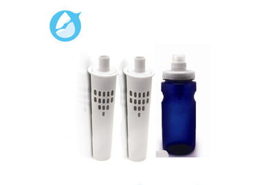 150L Bottle Water Filter , Water Filter Drink Bottle Replacement Cartridges
