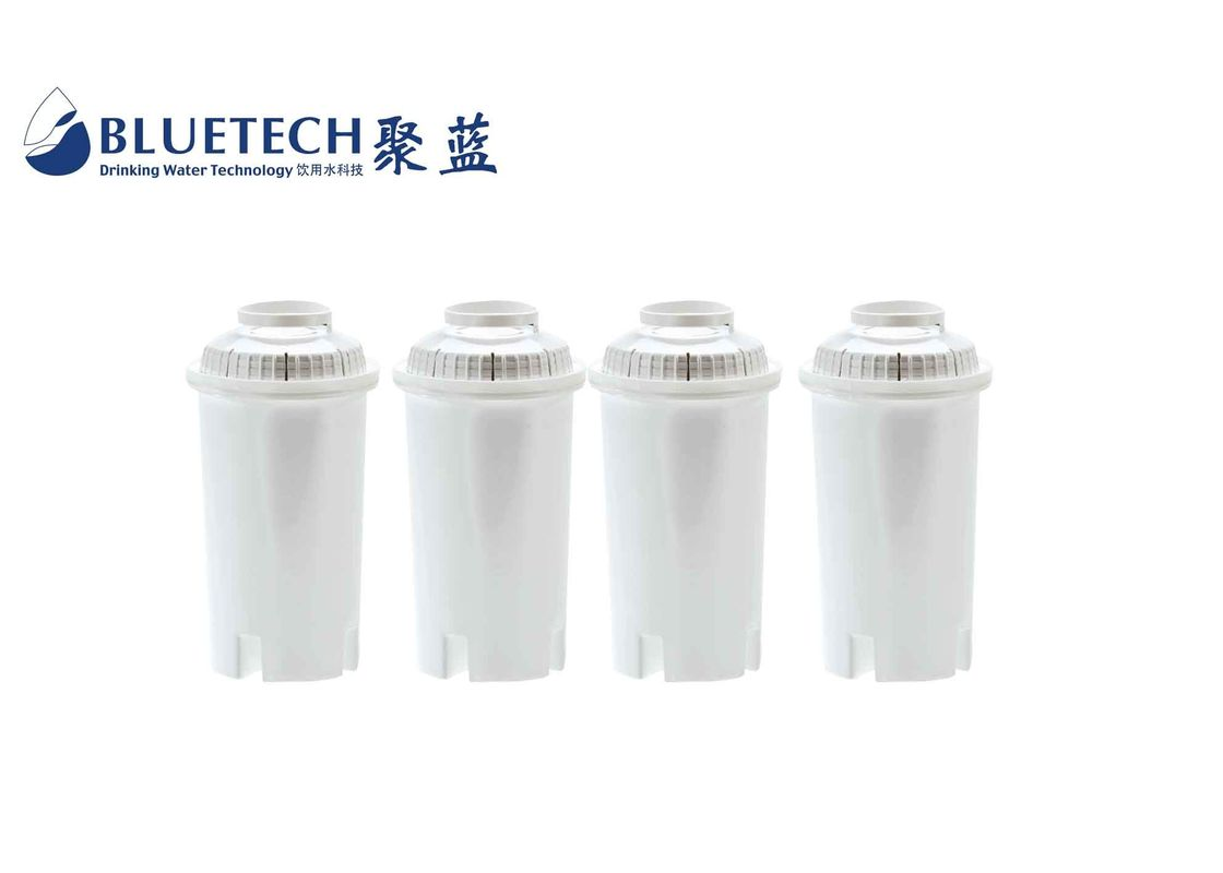 Pitcher Compatible Universal Water Filter Cartridges , FDA / SGS Passed