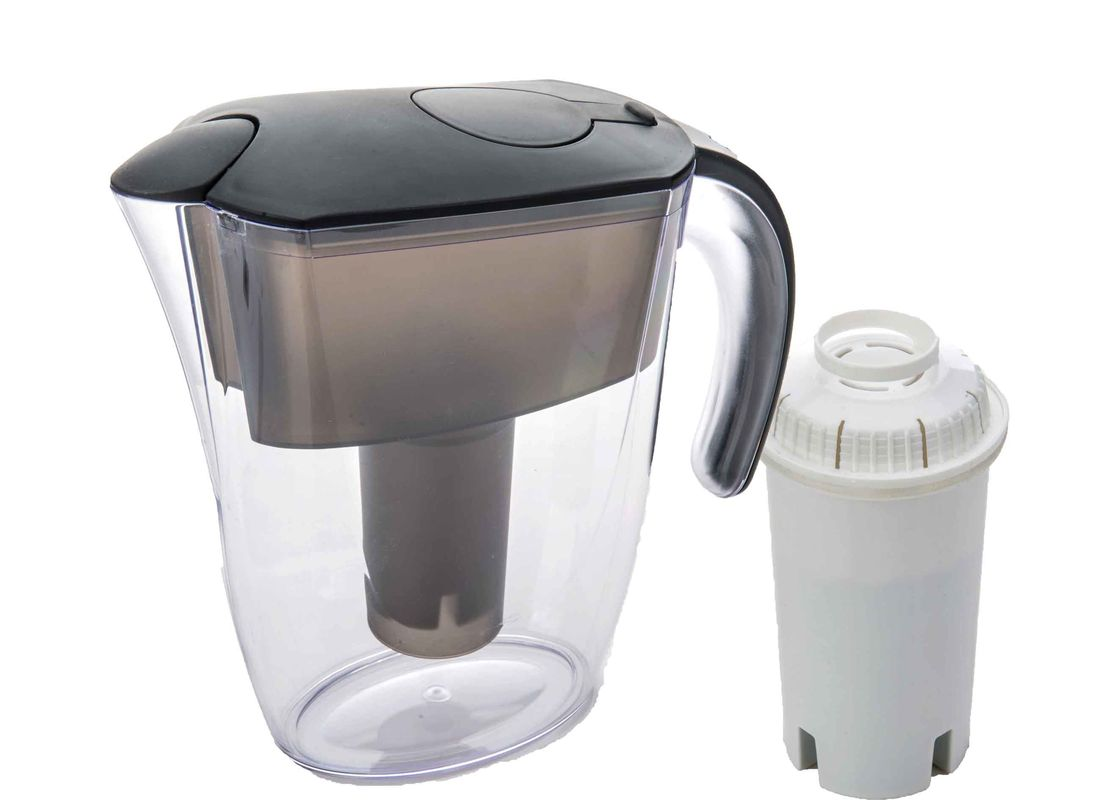 Portable filtered Alkaline Water Pitcher Life Time 400L for Healthy Water