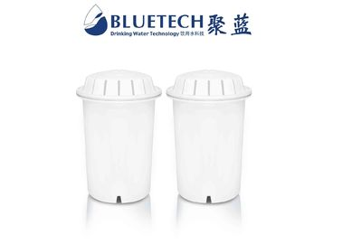 China Bluetech PH Increasing Alkaline Water Filter Cartridge For Pitchers , Food Grade distributor