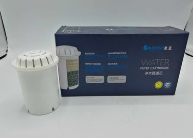 China OEM Brita Water Filter Replacement Cartridges For Water Filter Pitcher , 400L Lifetime distributor
