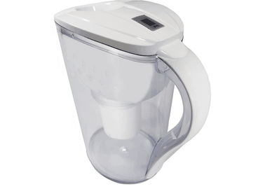 China Safe 8 Cup Alkaline Water Filter Jug For Kitchen Adjust Ph Of Drinking Water distributor
