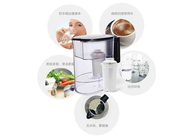 China 160L Lead Removing Bluetech Water Filter Pitcher Household Pre - Filtration factory