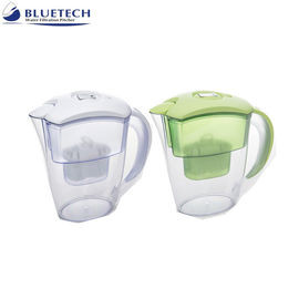 China PP / ABS Food Grade Bluetech Water Filter Pitcher , Alkaline Water Filter Jug distributor