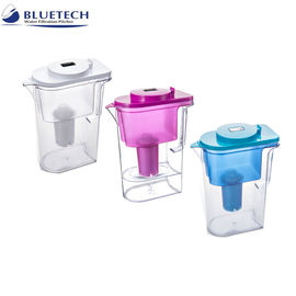 China 2.4L Capacity None Electrical Bluetech Water Filtration System Transparent Color distributor