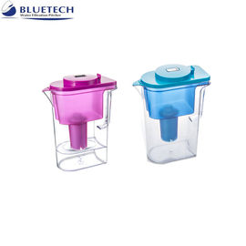 China ABS Plastic Resin Bluetech Water Filter Jug Household Pre - Filtration distributor